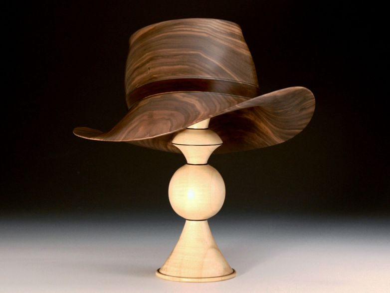 Walnut Outback Style Hat