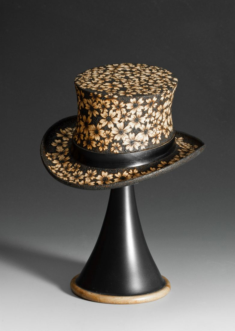 Mini Dressage Top Hat