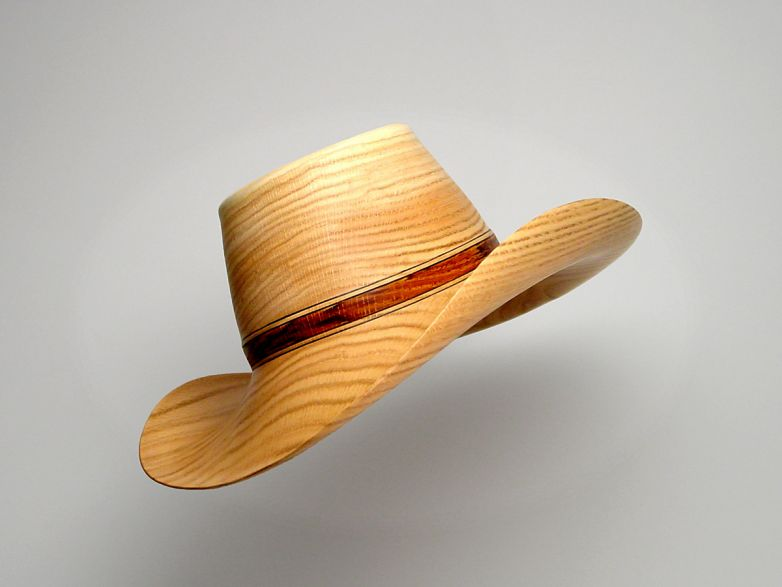 Red Oak Cowboy Hat