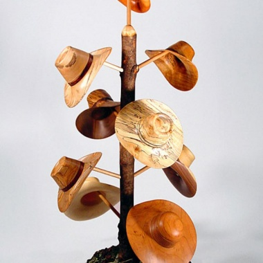 Miniature Hat Tree
